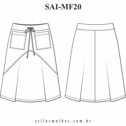 SAIA MIDI (SAI-MF20)