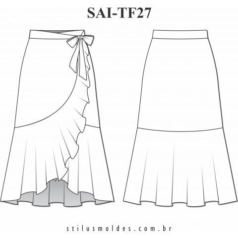 SAIA PAREÔ (SAI-TF27)