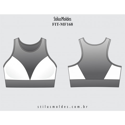 TOP FITNESS (FIT-MF168)