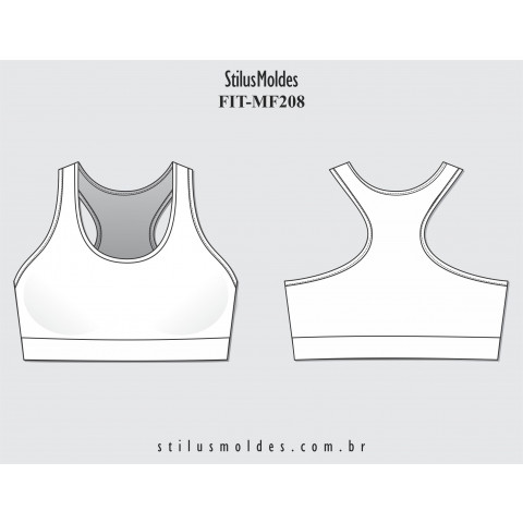 TOP FITNESS (FIT-MF208)