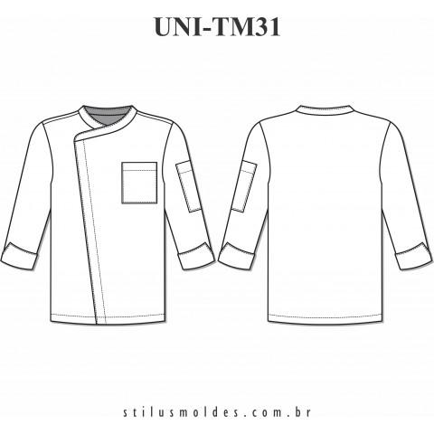 DOMA MASCULINO (UNI-TM31)