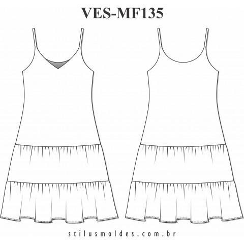 VESTIDO (VES-MF135)