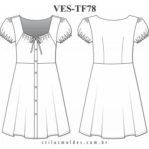 VESTIDO (VES-TF78)