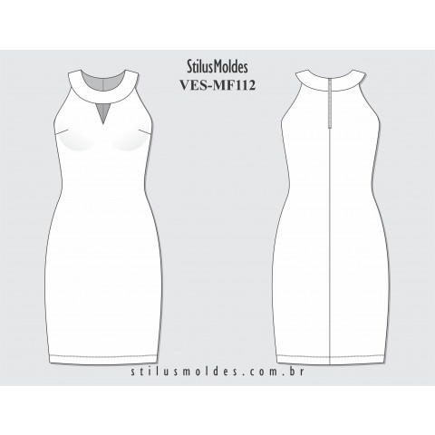 VESTIDO (VES-MF112)