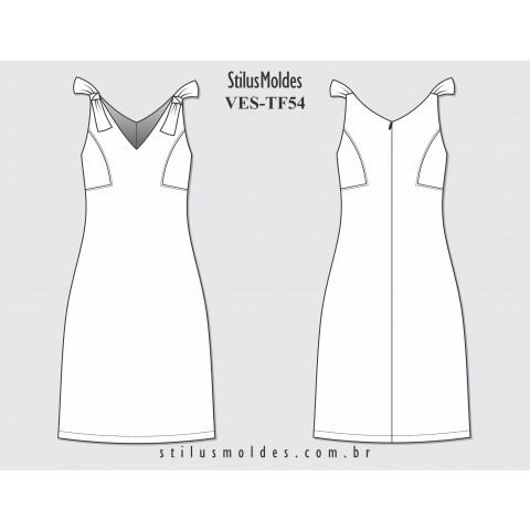 VESTIDO (VES-TF54)
