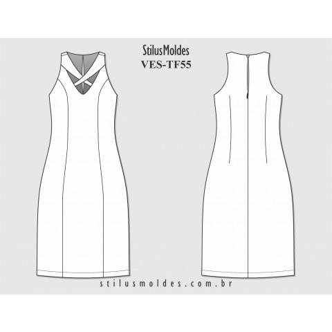 VESTIDO (VES-TF55)
