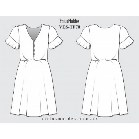 VESTIDO (VES-TF70)