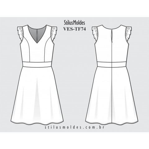 VESTIDO (VES-TF74)