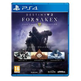 PS4 - Destiny 2 Forsaken - Totalmente em Português