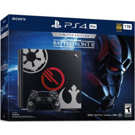 SONY - Bundle Ps4 Pro 1Tb + Star Wars - Garantia de 3 Anos