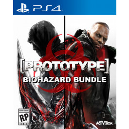 PS4 - Prototype Bundle