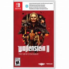 Switch - The Wolfenstein 2 - New Colossus