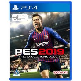 PS4 - Pes 2019 - Português