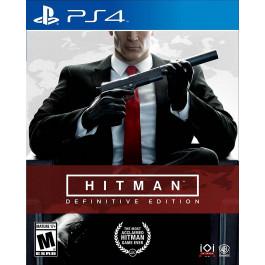 PS4 - Hitman Definitive Edition - Português