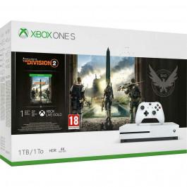 Microsoft - Xbox One S 1Tb Division 2