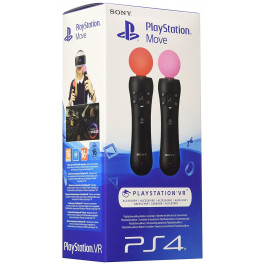 PSVR - Bundle PlayStation Move Duplo