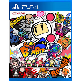 PS4 - Super Bomberman R - Português