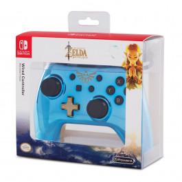 Switch - Pro Controle com Fio Chrome - Zelda Power A