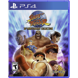 PS4 - Street Fighter 30Th Anniversary