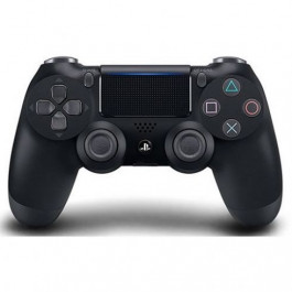 Ps4 - Dualshock 4 Jet Black V2