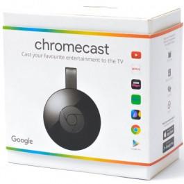 Google - Chromecast 2 Chrome Cast Hdmi - 1080p - Original
