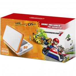 Nintendo - New 2DS Amarelo + Mario Kart