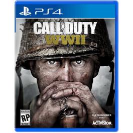 PS4 -Call of Duty WWII - Totalmente em Português