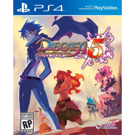 PS4 - Disgaea 5 Aliance Of Vengeance