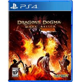 PS4 - Dragons Dogma - Dark Arisen Português
