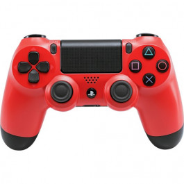 PS4 - Dualshock 4 Magma Red V2