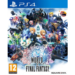 PS4 - Final Fantasy World
