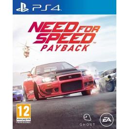 PS4 - Need For Speed Payback - Totalmente em Português
