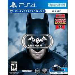 PSVR - Batman Arkham VR