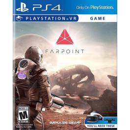 PSVR - Farpoint VR