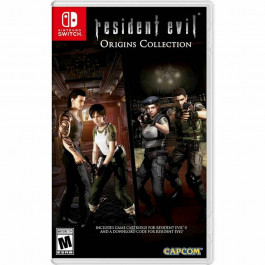 Switch -  Resident Evil Origins