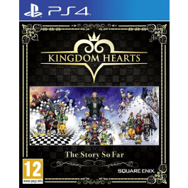 PS4 - Kingdom Hearts - The Story so Far