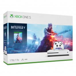Microsoft - Xbox One S 1Tb Battlefield V
