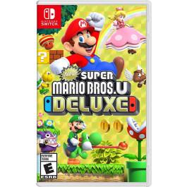 Switch - Super Mario Bros U