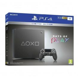 SONY - Playstation 4 Slim 1Tb Days of Play - CUH 2115A