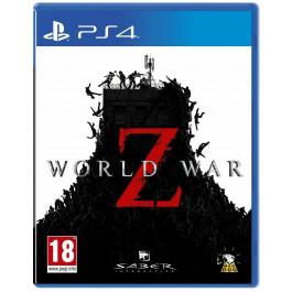 PS4 - World War Z