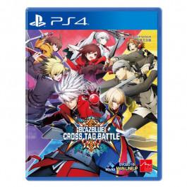 PS4 - Blazblue Crosstag Battle