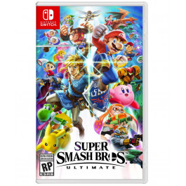 Switch - Super Smash Bros Ultimate