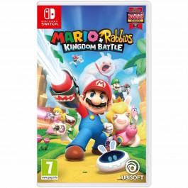 Switch - Mario & Rabbids Kingdom Battle