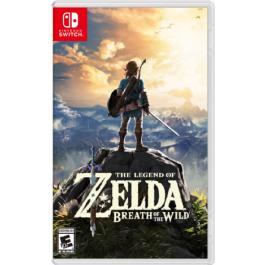 Switch - The Legend of Zelda: Breath of Wild