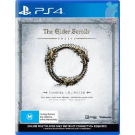 PS4 - The Elder Scrolls Online