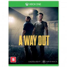 Xbox One - A Way Out - Português