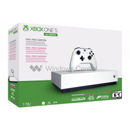 Microsoft - Xbox One S 1Tb All Digital