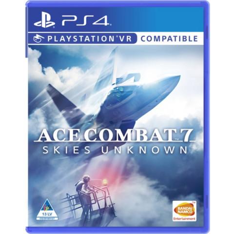PSVR - Ace Combat 7: Skies Unknown