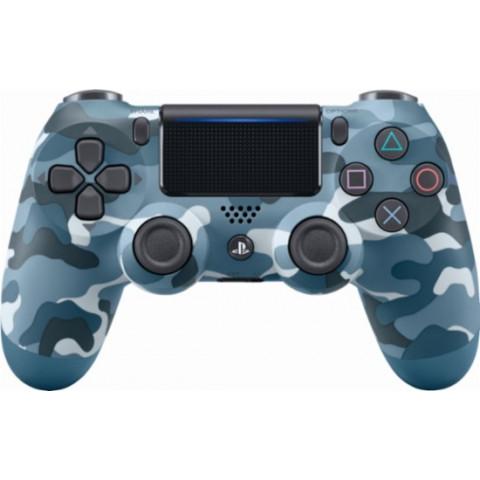 PS4 - DualShock 4 Blue Camouflage V2