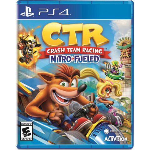PS4 -  CTR Crash Team Racing